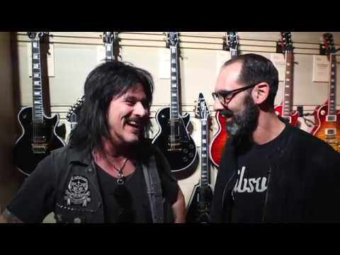 Gilby Clarke Signs with Golden Robot, Announces Release of