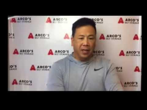 Arcou0027s Self Storage   Customer Testimonial   October 2017