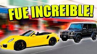 VAMOS A LOS TACOS EN UN PORSCHE 911 TURBO S Y MERCEDES AMG G63 CON @Dominguero    ALFREDO VALENZUELA