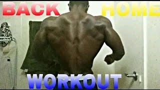 Home Back Workout - Best Dumbbell Exercises(, 2016-05-14T18:58:12.000Z)