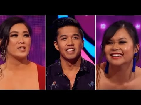 NO DATING ASIANS POLICY - Take Me Out AU