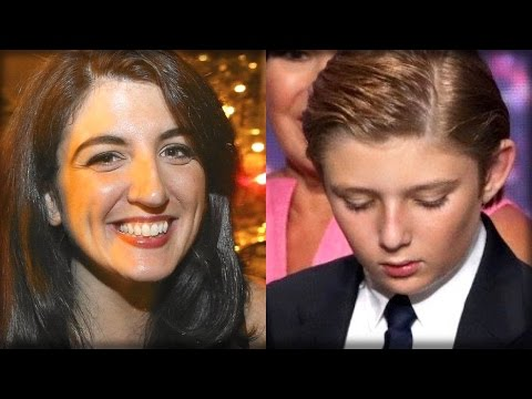 Thumbnail: SNL WRITER VICIOUSLY ATTACKS BARRON TRUMP ON TWITTER THEN REALIZES HER HORRIBLE MISTAKE