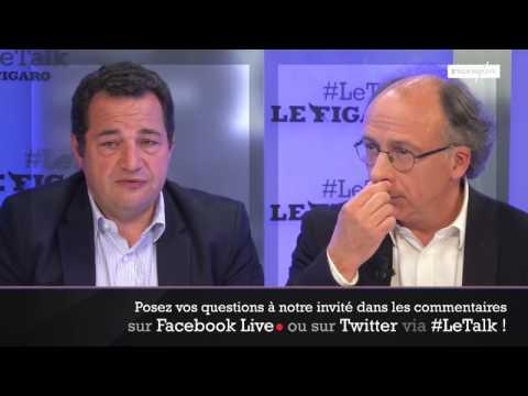 Poisson: «L'attitude de Raffarin est un scandale»