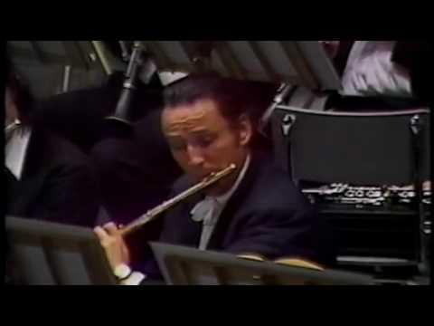 M. Ravel: La flute enchantée - Marylin Horne, Alain Marion, Leonard Bernstein