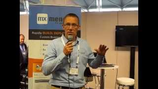 Mansystems: Using Mendix for OSS/BSS, M2M #TMFLive
