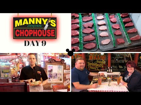 Manny's Original Chophouse - Haines City - FL