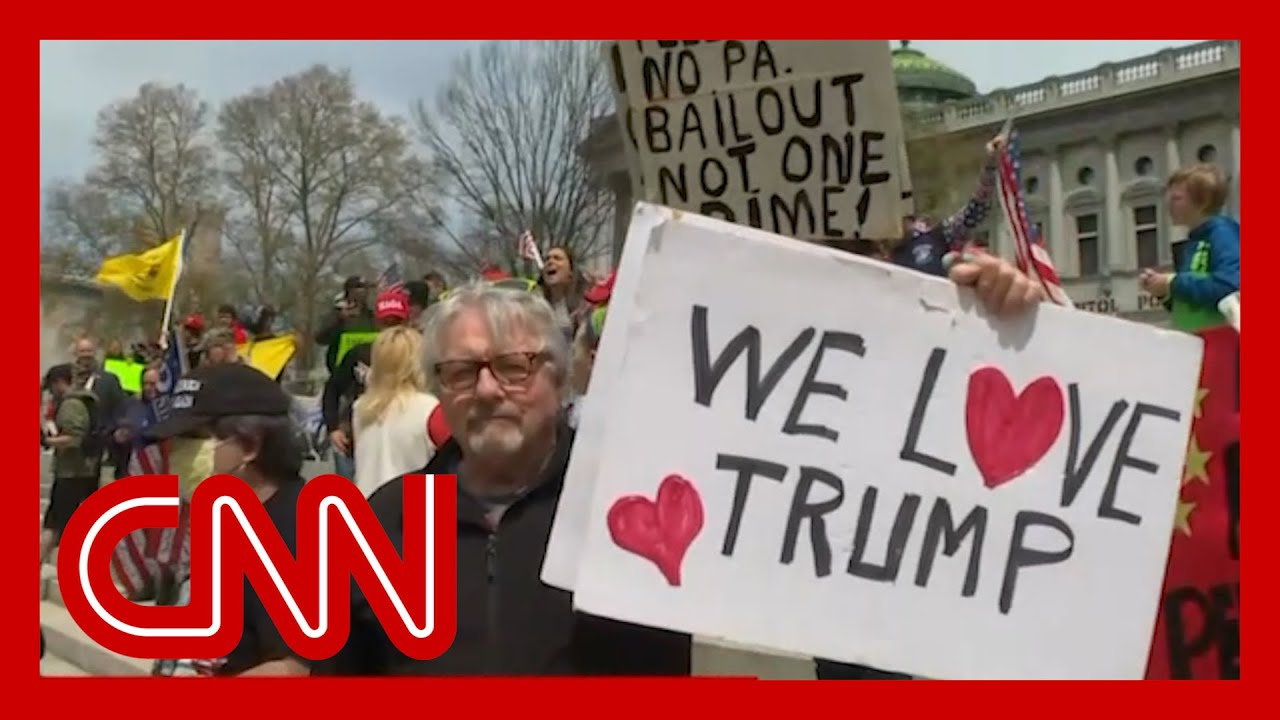 Anderson Cooper Calls Out Trump's Response amid Protests: 'So ...