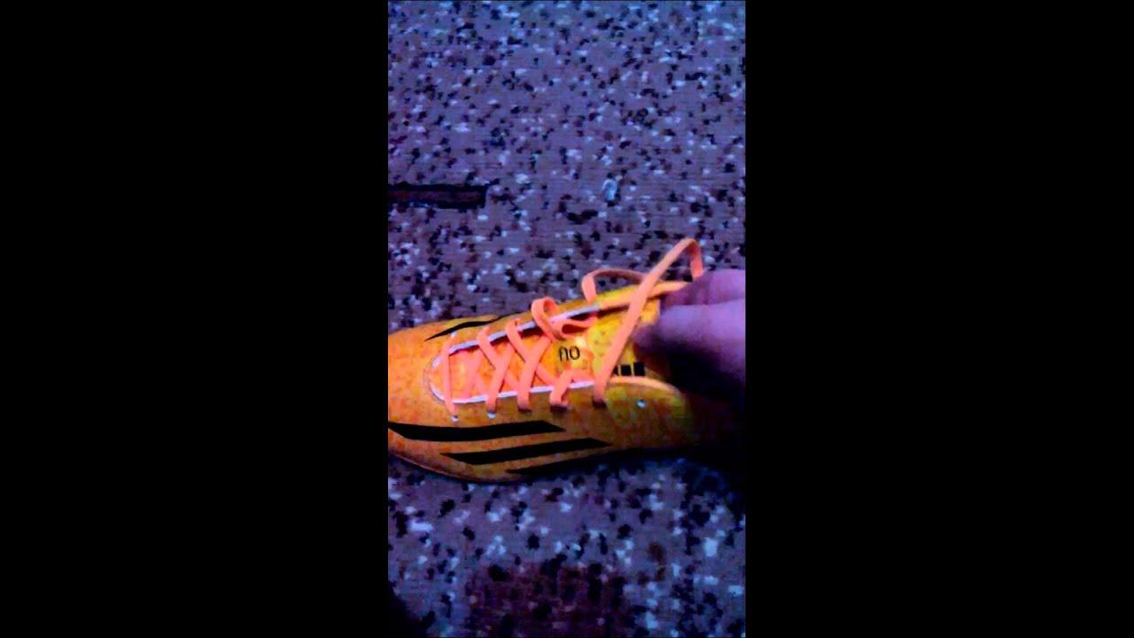 Бутсы adidas f10 messi - YouTube e01811b98b973