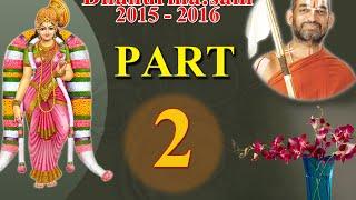 Dhanurmasa Mahothsavam 2015 | Part 2 | Live & Exclusive | Chinna Jeeyar Swamiji | Jet World