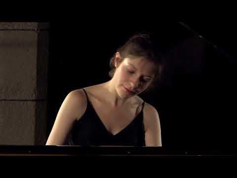 Eloïse Bella Kohn, Révélation Classique de l'Adami 2014 - J.S. Bach, Suite anglaise en la mineur