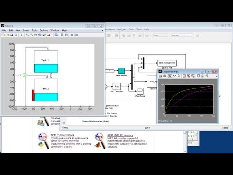 Simulink Process Control Exercise