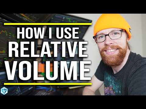 How I Use Relative Volume to Predict Home Run Trades
