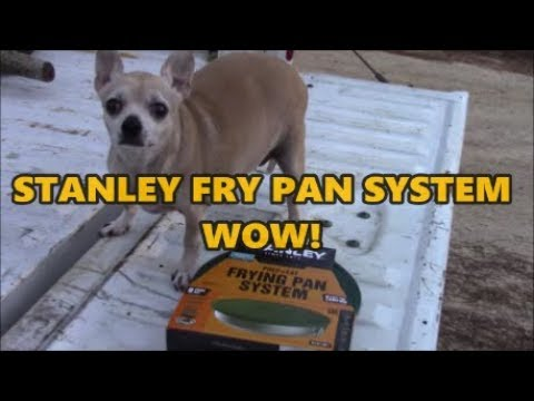 STANLEY FRY PAN SYSTEM WOW!