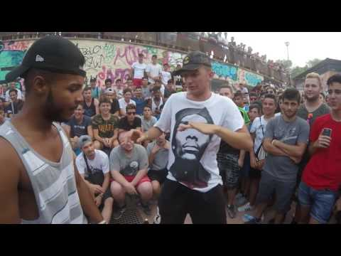SALCEDO VS SOULJAH JEROME - (BATALLON) - 8AVOS - GENERAL RAP NACIONAL ALICANTE