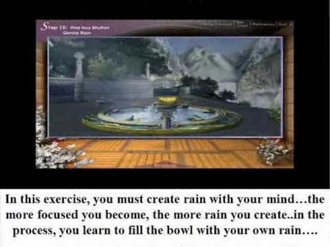 Healing Rhythms Meditation and Biofeedback Software