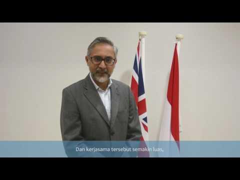 British Embassy Jakarta: Queen's Speech