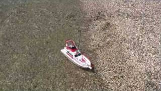RC toy boat