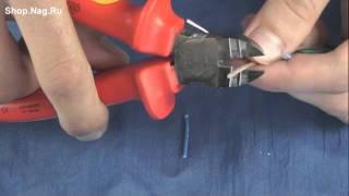 Кусачки боковые для удаления изоляции 1000V Knipex KN-1426160(, 2011-10-14T08:01:02.000Z)