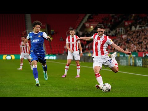 Stoke Doncaster Goals And Highlights
