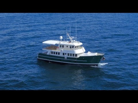 Yacht For Sale - Whiskey Hotel - 2003 Cape Horn 81' Expedition Yacht