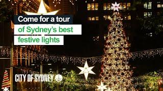 City of Sydney Christmas Lights Tour, 2020