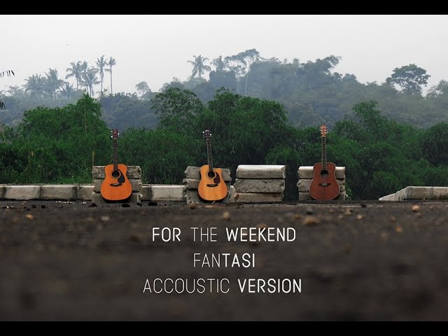 FANTASI official video (accoustic version)