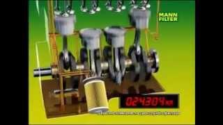 Фаворит — Масляные фильтры MANN-FILTER