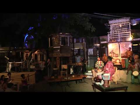 Weedie Braimah's The Essence of Time 5/5/18 (Part 1 of 5) New Orleans, LA @ Music Box Village