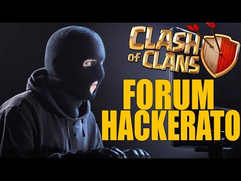 HACKERATO IL FORUM DI CLASH OF CLANS!!!