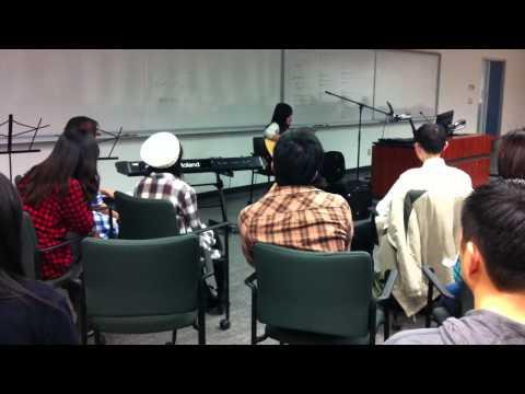 UBC Music Initiative - Movember Cafe Nov 26 by Vivian Tang (original)