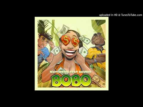 Mayorkun Ft Davido - Bobo Instrumental (By Fizzybeat)