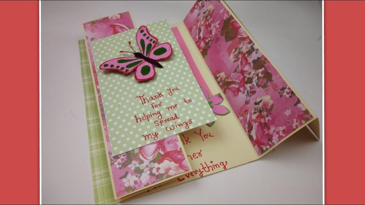 teachers day card making ideadiy teacher's day card