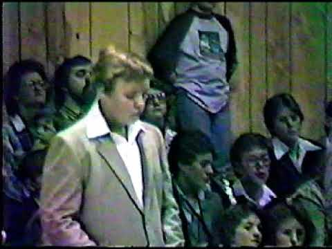 Moss Bluff Middle School - Spring Concert 1982 - The Firebird
