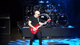 JOE SATRIANI - Thunder High on the Mountain - G3 2018 @ LYON le 15/04/2018