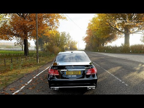 Forza Horizon 4| 840HP 2013 MERCEDES-BENZ E 63 AMG [Street Build]
