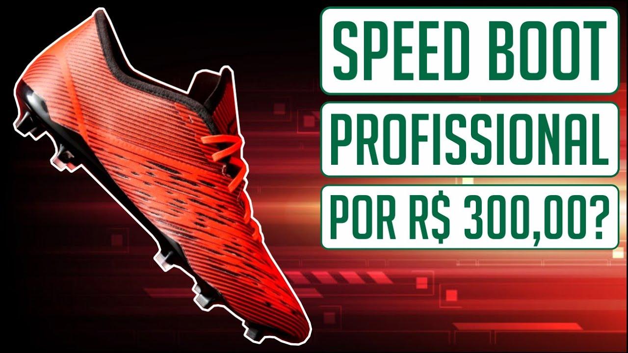 7d0430043 CHUTEIRA PROFISSIONAL POR R  300