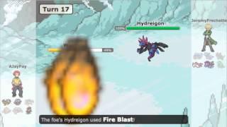 Pokemon Showdown Battle #10 - A Lame Way to Lose?