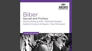 Biber: Sonata violino solo representativa (In A Major) - Allemande