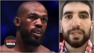 Ariel Helwani details Jon Jones' arrest | ESPN MMA