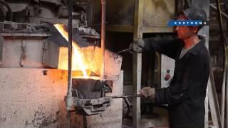 Производство гильзы. Литейное производство(, 2015-03-11T13:36:38.000Z)