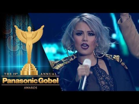Agnez Mo | Flying High | Panasonic Gobel Awards 2016