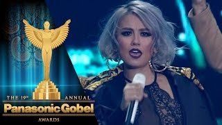 Agnez Mo | Flying High | Panasonic Gobel Awards 2016