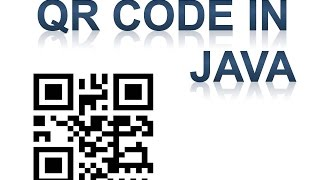 11.4 QR(Quick Response) Code Generation in Java using API