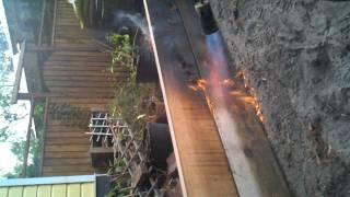 Organic Gardening: Wood Treatment