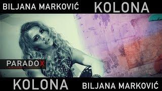 Biljana Markovic - Kolona ( 4K OFFICIAL VIDEO 2018 )