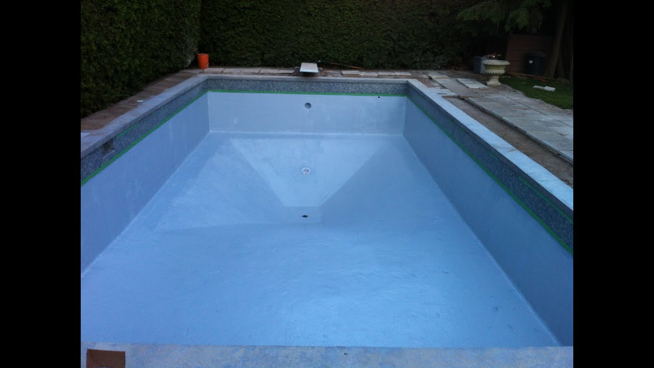 How To Inspect A Concrete Pool Lesson 5 - Painted Interior Pool Surfaces