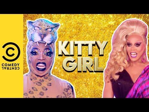 Kitty Girl Official Music Video *SPOILERS* | RuPauls Drag Race All Stars 3