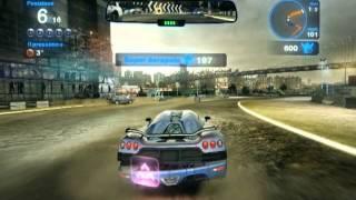 Blur gameplay italiano