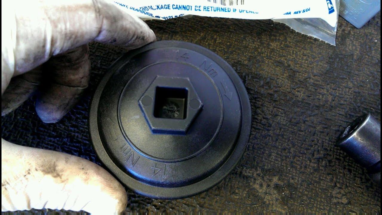 medium resolution of shop update 8 21 2013 6 0l upper fuel filter cap