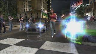 Need For Speed: Underground - Rachel vs. Melissa (Bonus Race)
